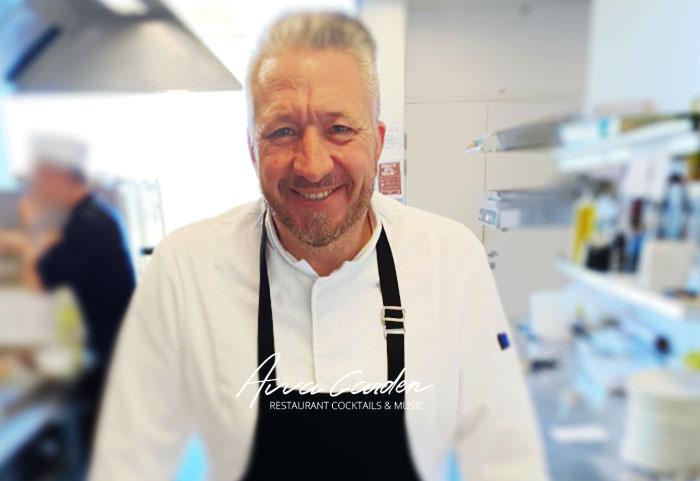 Oliver Solans chef de cuisine Avva Garden