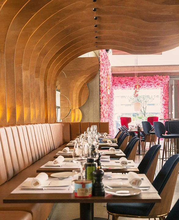Avva Garden Restaurant
