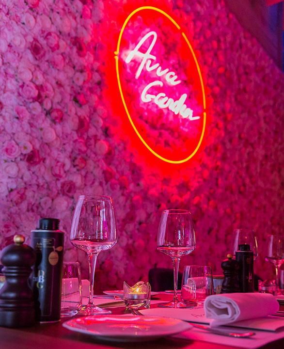 Restaurant branché montpellier