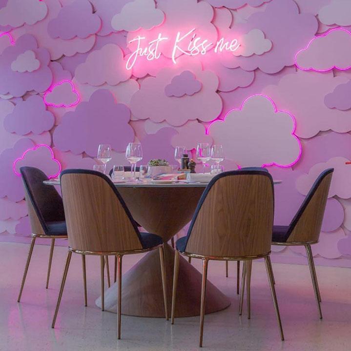 Avva Garden Restaurant design